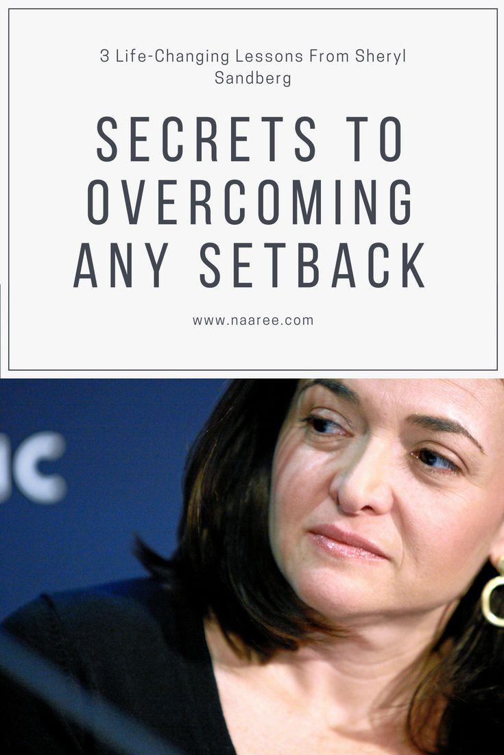 Sheryl Sandberg Advice and Quotes