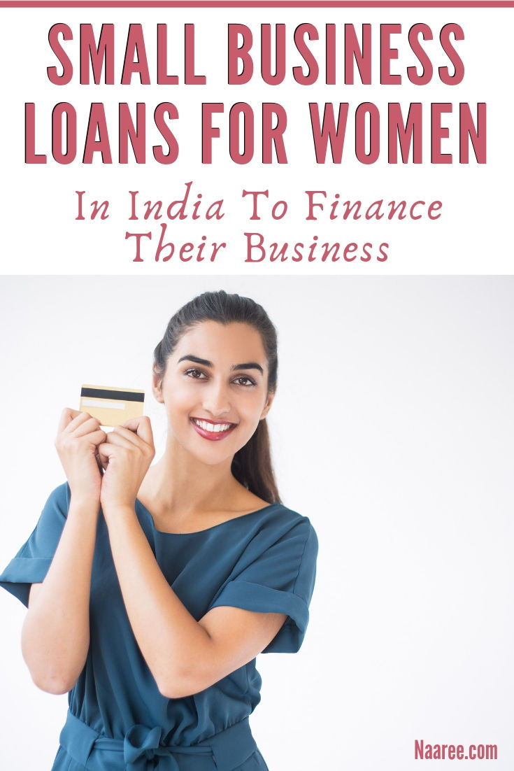 Small Business Loans For Women In India To Finance Their Business