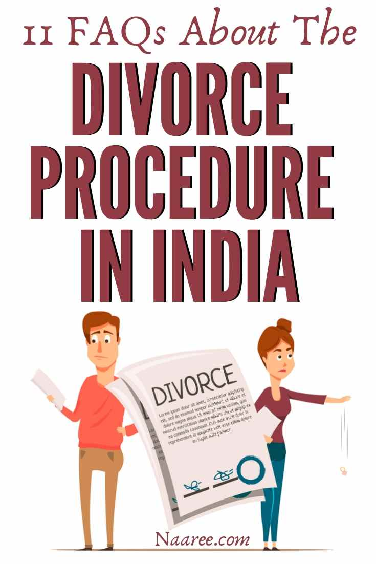 11 FAQs About The Divorce Procedure In India