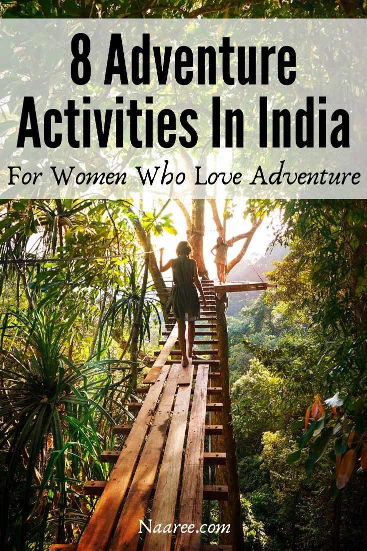 India Adventure Travel Destinations