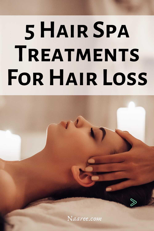 Hair Spa Treatments