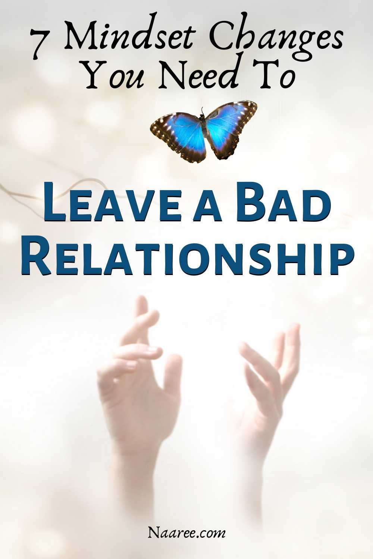 Leave Relationship