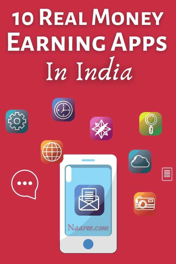 Real Money Earning Apps