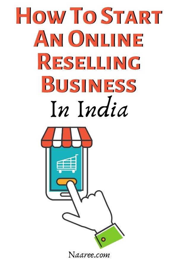 reselling business india