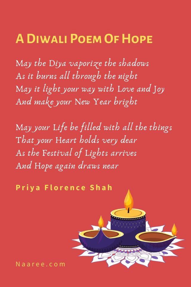 Diwali Poem Of Hope
