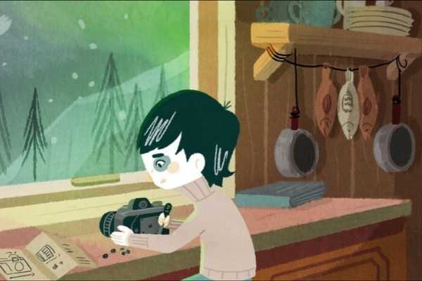 Northern Lights - family movies about children