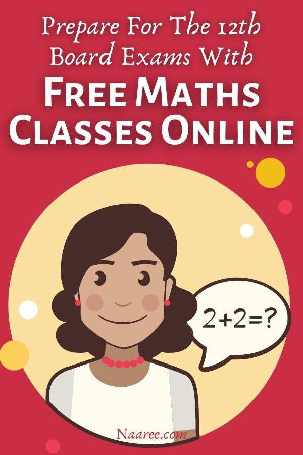 Free Maths Classes Online