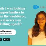 How Suman Humane Got Back To Work With Trailhead