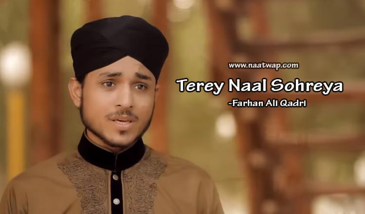 Terey Naal Sohreya by Farhan Ali Qadri