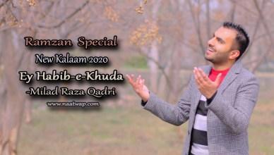 Ey Habib-e-Khuda By Milad Raza Qadri