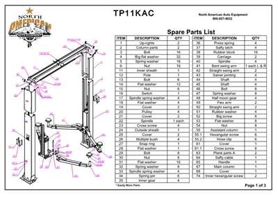 Car Lift Motor Diagram, Car, Free Engine Image For User