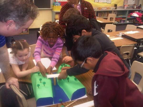 Baltimore District Stem Program Elementary