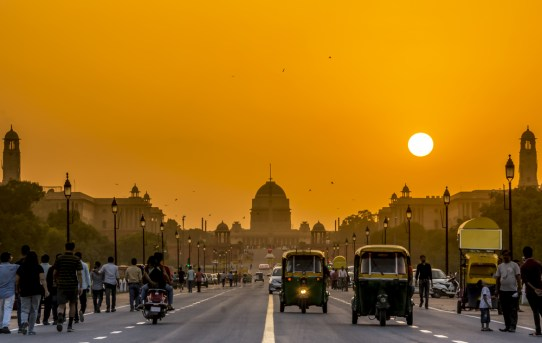 A Trip To Delhi