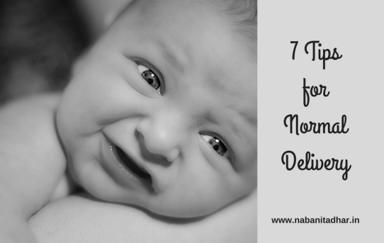 7 Tips For Normal Delivery