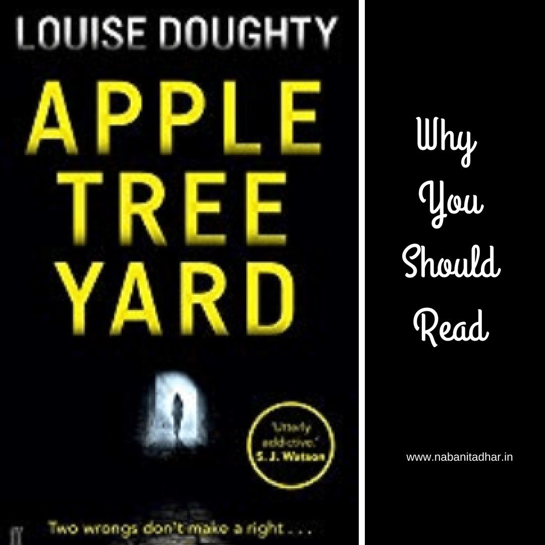 Book Recommendation this week is teh book, Apple Tree Yard. #Book #BookRecommendation #ToBeRead #TBR #List #Books #Reading