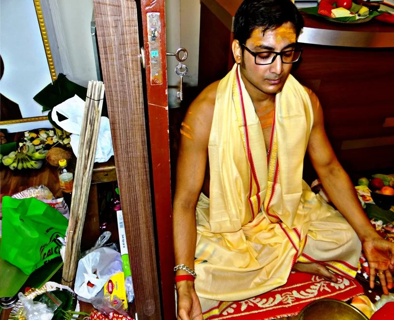 Puja At Office