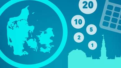 صورة الاقتصاديون يؤكدون: رغم إعادة فتح المجتمع، الاقتصاد الدنماركي عرضة للسقوط الحر