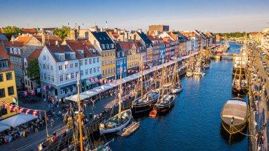 صورة مدينة كوبنهاغن سياحة المؤتمرات والآثار الخالدة