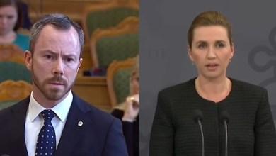 صورة أكبر احزاب المعارضة يطالب رئيسة الوزراء بتفسير حول إغلاق الدنمارك في مارس