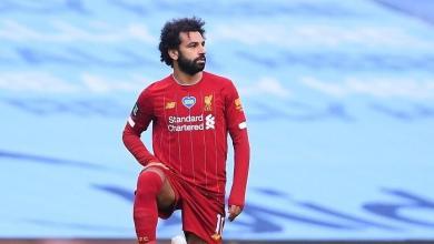 صورة شاهد بالفيديو: اللاعب المصري محمد صلاح يصل إلى الدنمارك