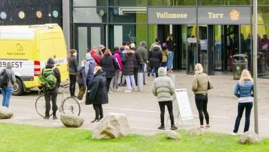 صورة العشرات يشاركون في حفلة خطوبة في منطقة Vollsmose.. ورئيس البلدية: استحوا على انفسكم