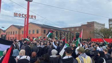 صورة شاهد بالفيديو: فعاليات تضامنية مع أهالي القدس في عدة مدن دنماركية