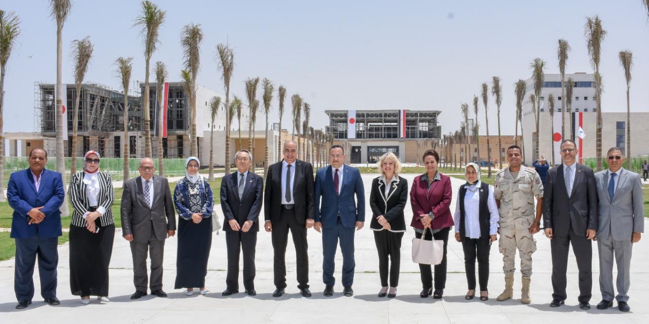 محافظ الاسكندرية يفتتح فعاليات المؤتمر الدولي الثاني لكلية هندسة