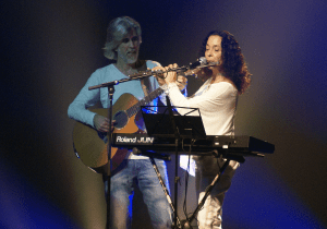 Oswaldo e Madalena sales