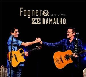 Fagner e Zé Ramalho ao vivo