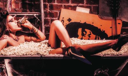 Michelle Abu lancia il suo primo disco #1