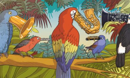 Gabriele Mirabassi, a testa in giù, racconta il suo Brasile in musica