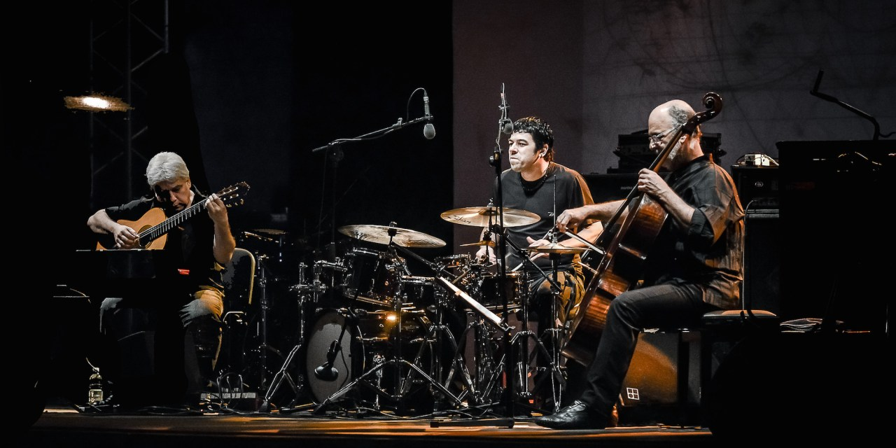 Jaques Morelenbaum lancia il suo primo disco solo
