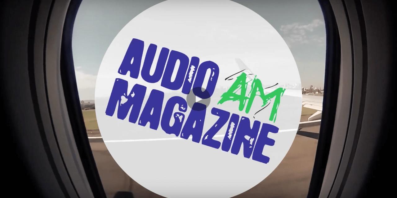 Audiomagazine a Rio de Janeiro – Giorno 1