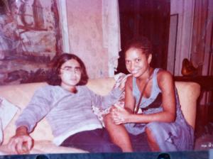 Cacaso e Rosa Emilia DIas