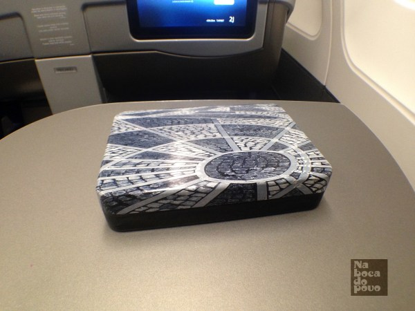 Amenity Kit Business Class Tap Portugal