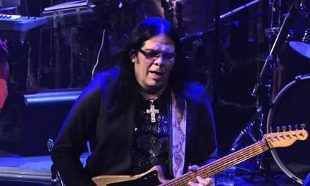 Pepeu Gomes, quarant'anni di carriera nel nuovo disco Alto da Silveira