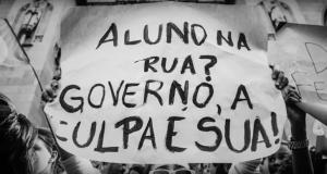 Protesta studentesca São Paulo