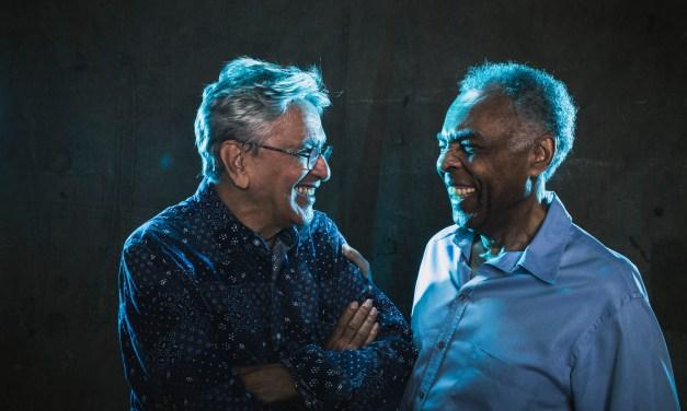 Caetano e Gil Dois Amigos, Um Século de Música a Roma