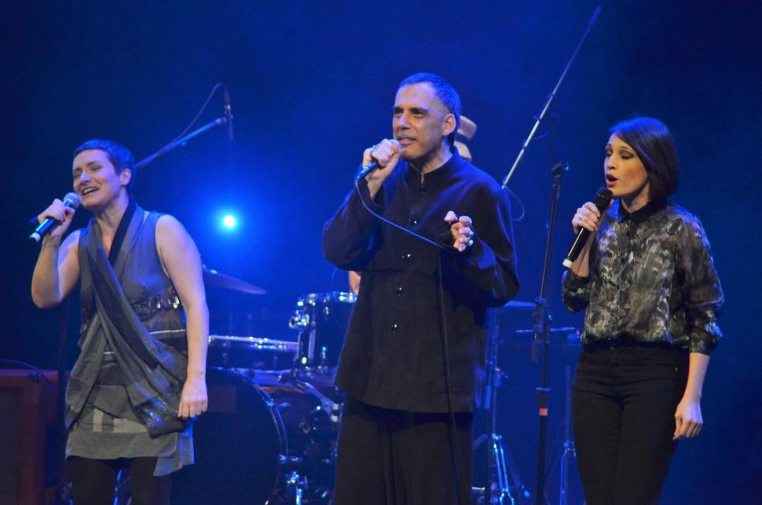 Arnaldo Antunes, Carminho e Clã