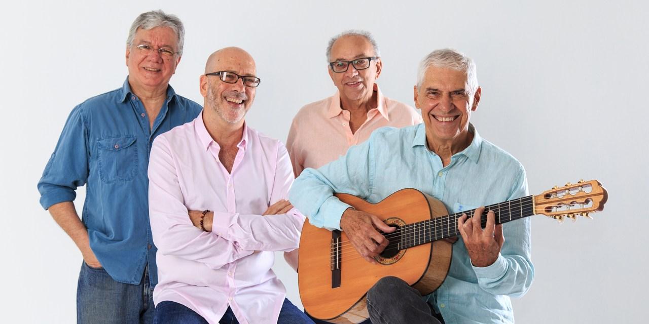 A Vida, O Sonho, A Roda Viva! Cinquant'anni di MPB4