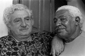 Dorival Caymmi e Jorge Amado