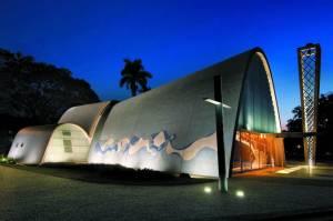 Igreja de São Francisco de Assis di Belo Horizonte