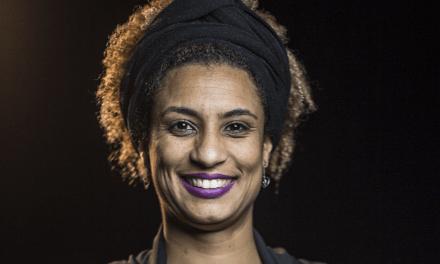 Marielle, presente! Un libro per raccontare il simbolo della resistenza brasiliana.
