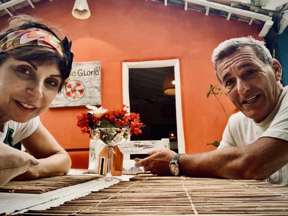 Tamara e Paolo Dona Gloria