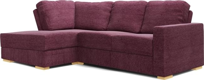 sofa bed and chaise armless sleeper slipcover corner beds lear 3x2 single
