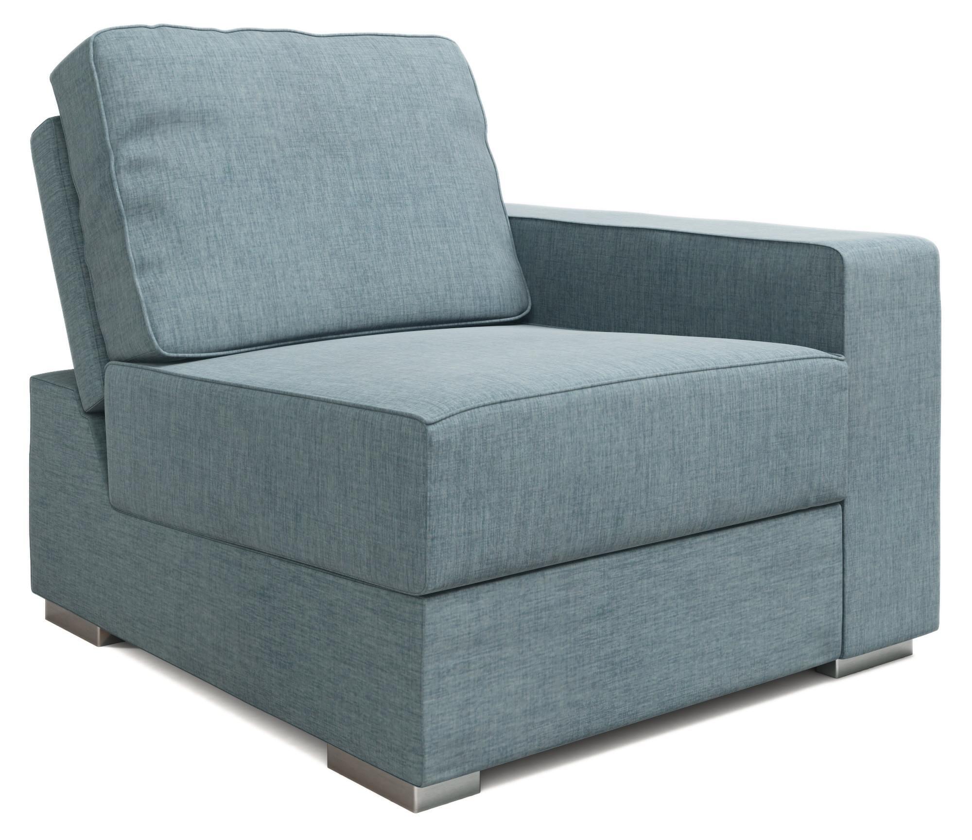 armless chair uk sash alternatives alda armchair medium sized nabru