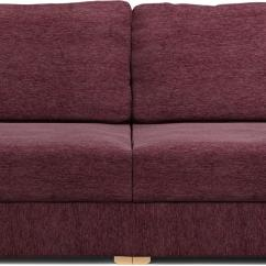 Sleeper Sofa No Arms Baymax Bed Armless 4 Seater With Nabru Xan Two 2 Seat