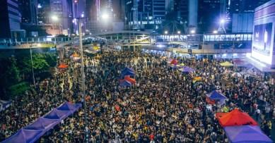 Bildergebnis für Massenproteste in Hong Kong – zwei Dokumente zur Debatte