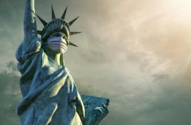 Das Virus wirft Schlaglichter auf Amerikas größte Verrücktheiten