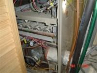 Upside down gas furnace - InterNACHI